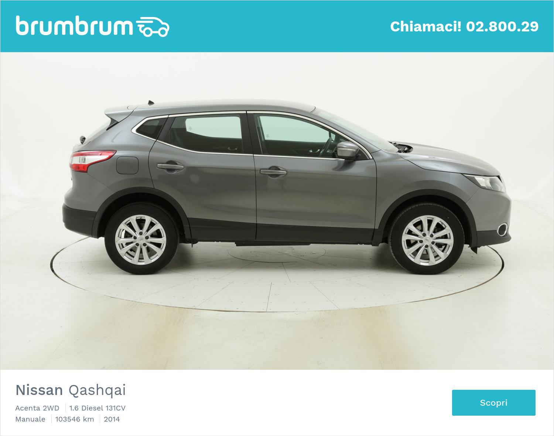Nissan Qashqai Acenta 2WD usata del 2014 con 103.574 km | brumbrum