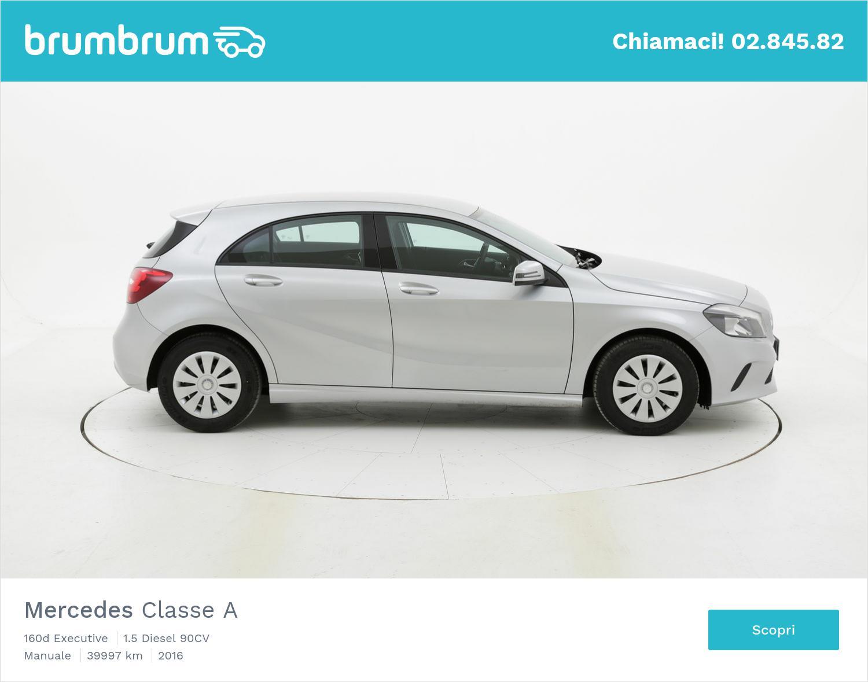 Mercedes Classe A usata del 2016 con 40.757 km | brumbrum