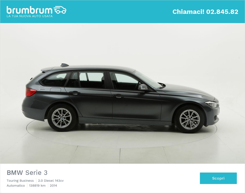 BMW Serie 3 usata del 2014 con 138.944 km | brumbrum