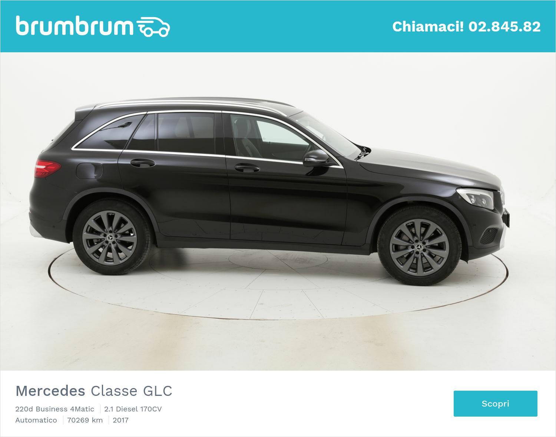 Mercedes Classe GLC usata del 2017 con 70.287 km | brumbrum