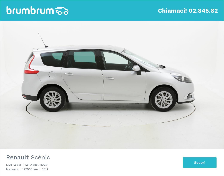 Renault Scénic usata del 2014 con 127.024 km | brumbrum