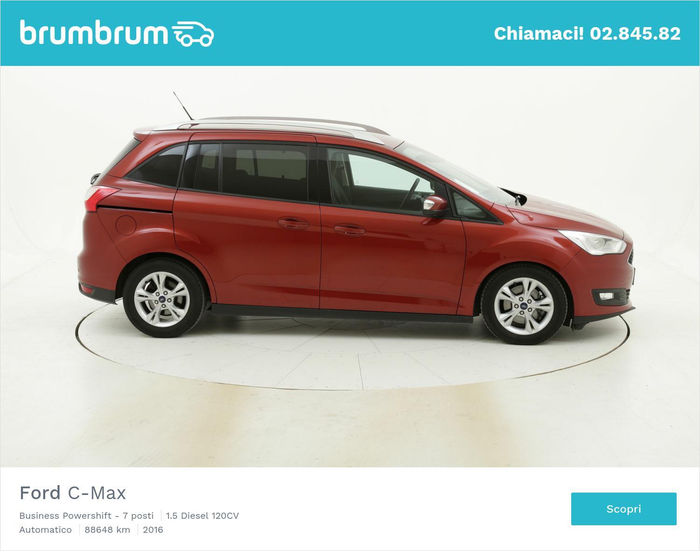 Ford C-Max usata del 2016 con 88.681 km | brumbrum