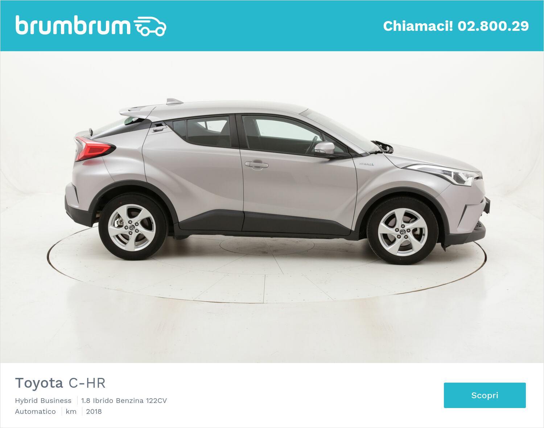 Toyota C-HR Hybrid Business usata del 2018 con 42.548 km | brumbrum