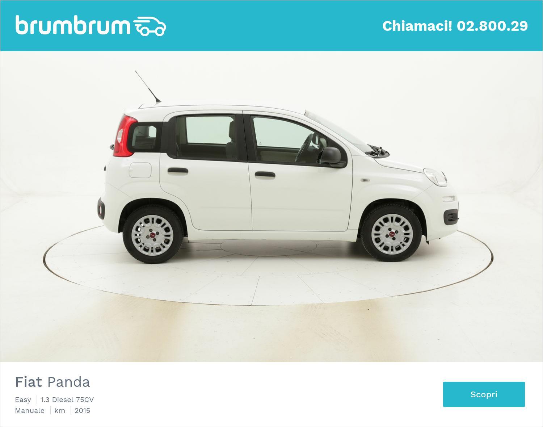 Fiat Panda Easy usata del 2015 con 36.385 km   brumbrum