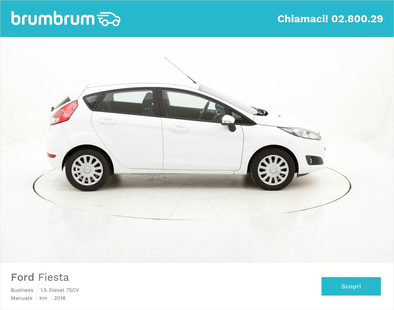 Ford Fiesta Business usata del 2016 con 56.152 km | brumbrum