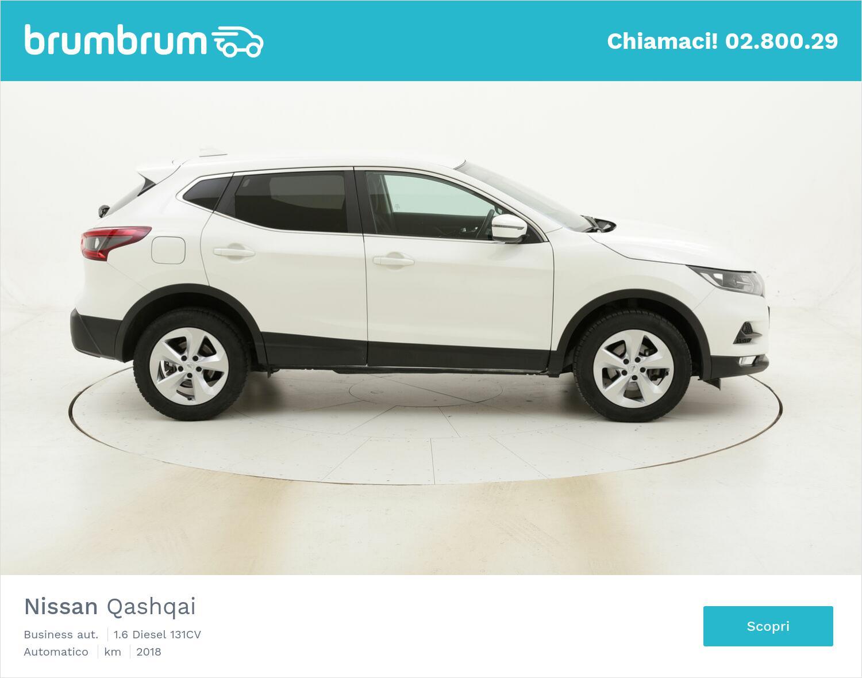 Nissan Qashqai Business aut. usata del 2018 con 108.559 km | brumbrum