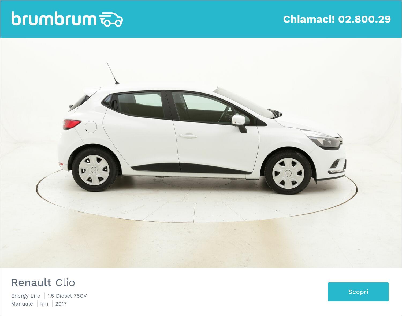Renault Clio Energy Life usata del 2017 con 77.096 km | brumbrum