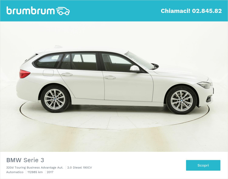 BMW Serie 3 usata del 2017 con 113.369 km   brumbrum