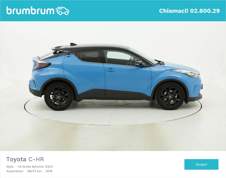 Toyota C-HR usata del 2019 con 39.998 km | brumbrum