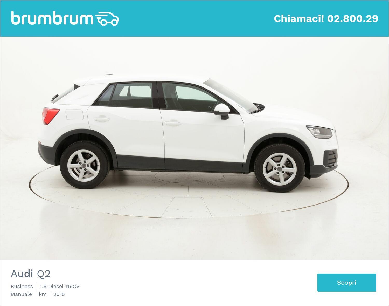 Audi Q2 Business usata del 2018 con 131.008 km | brumbrum