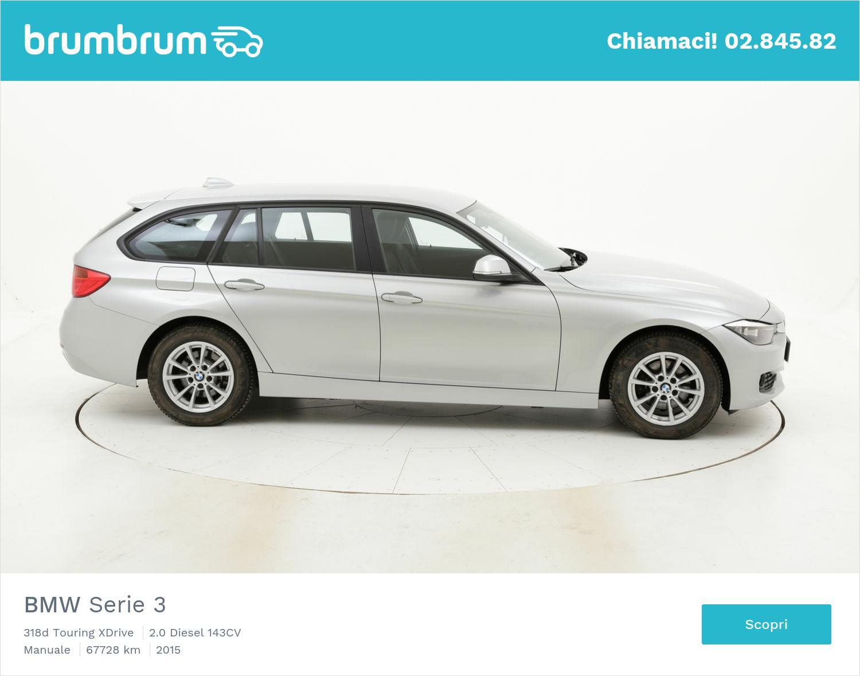 BMW Serie 3 usata del 2015 con 67.748 km | brumbrum