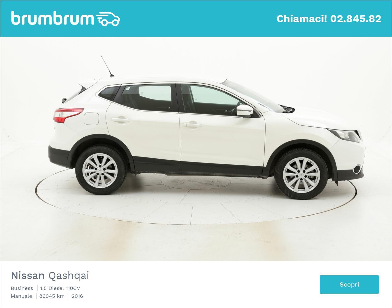 Nissan Qashqai usata del 2016 con 86.085 km   brumbrum
