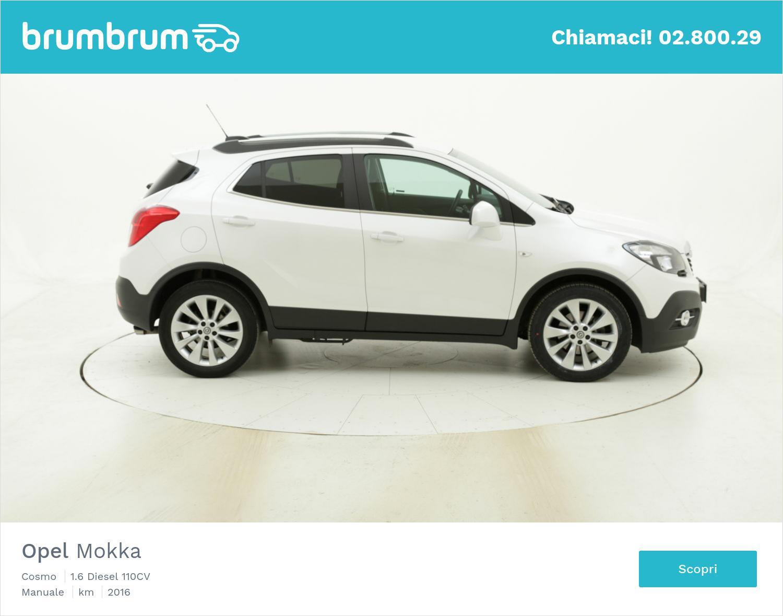 Opel Mokka Cosmo usata del 2016 con 92.513 km | brumbrum
