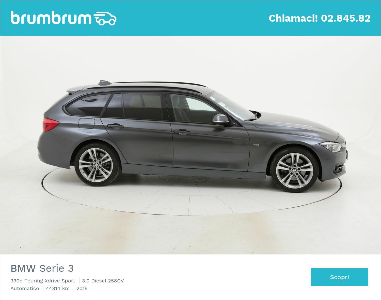 BMW Serie 3 usata del 2018 con 45.495 km | brumbrum