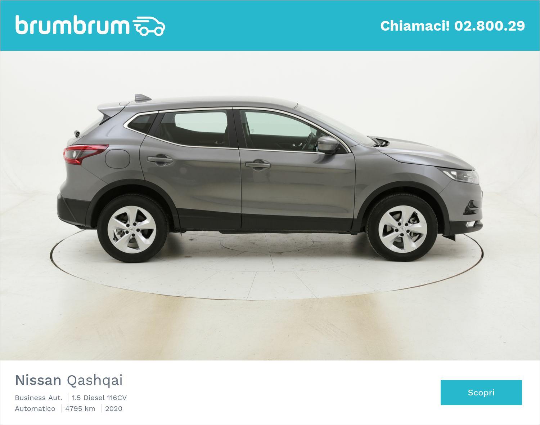 Nissan Qashqai Business Aut. usata del 2020 con 4.876 km   brumbrum