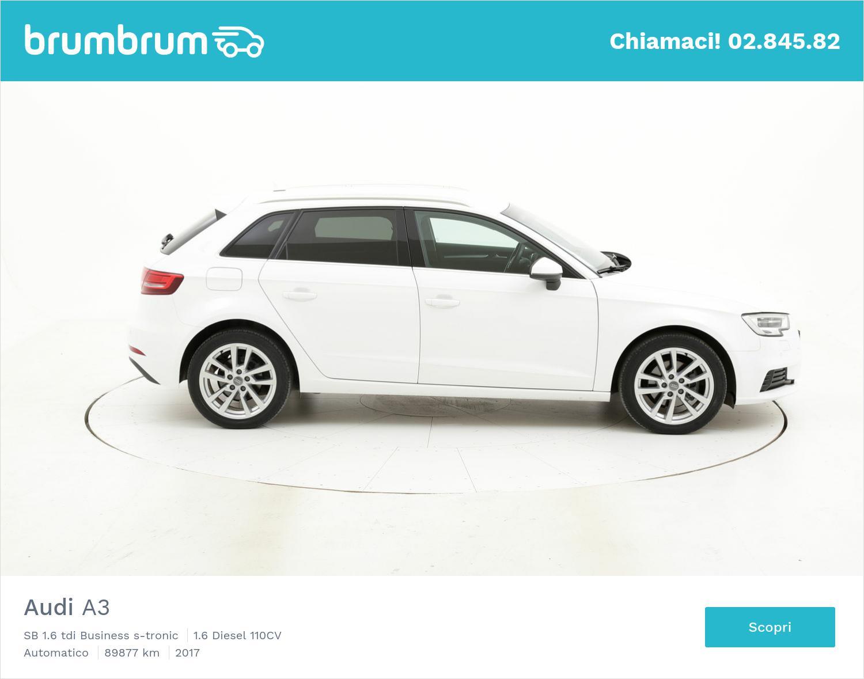 Audi A3 usata del 2017 con 89.941 km | brumbrum