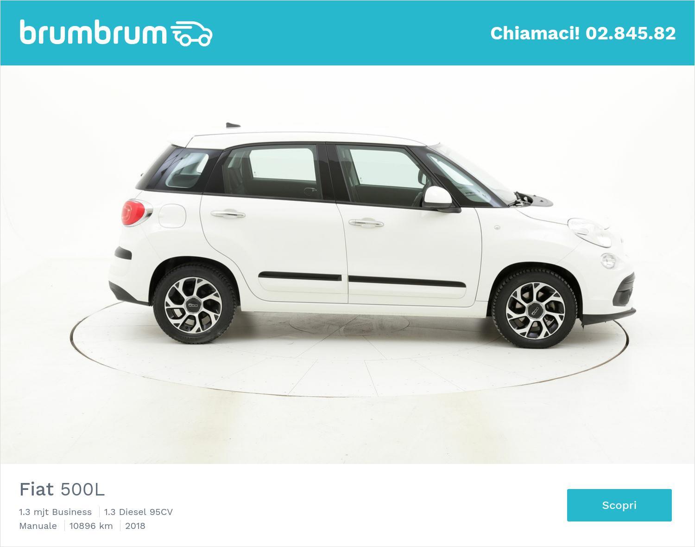 Fiat 500L usata del 2018 con 11.052 km | brumbrum