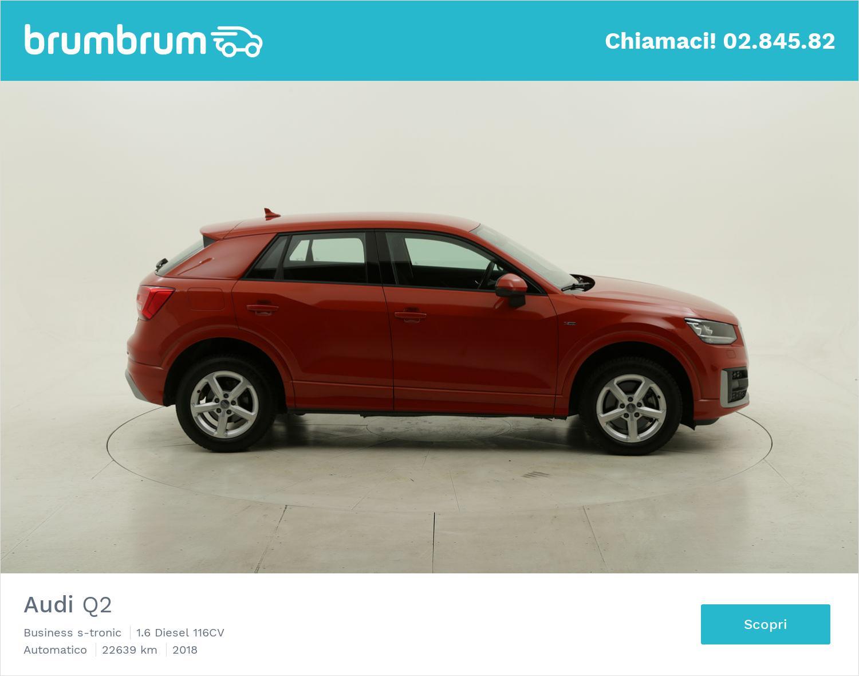 Audi Q2 usata del 2018 con 22.956 km | brumbrum
