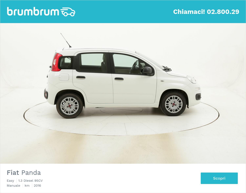 Fiat Panda Easy usata del 2016 con 25.790 km | brumbrum