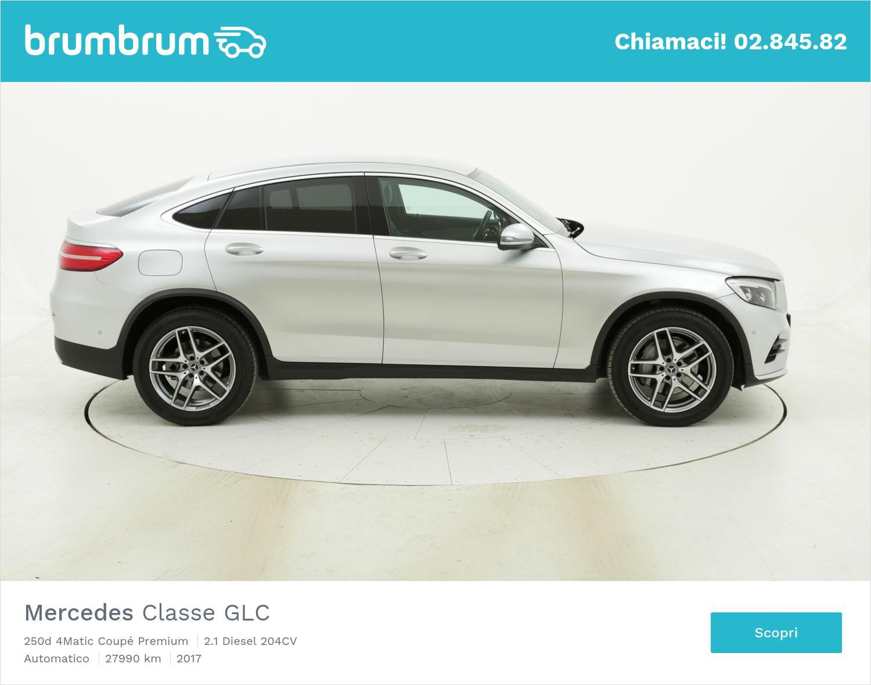 Mercedes Classe GLC usata del 2017 con 28.057 km | brumbrum
