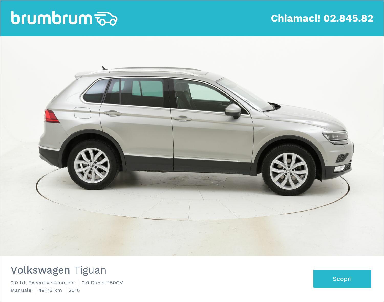 Volkswagen Tiguan usata del 2016 con 49.217 km   brumbrum