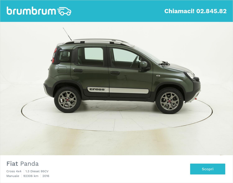 Fiat Panda usata del 2016 con 92.455 km   brumbrum