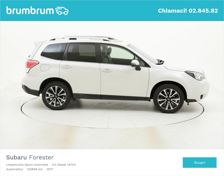 Subaru Forester usata del 2017 con 124.056 km | brumbrum