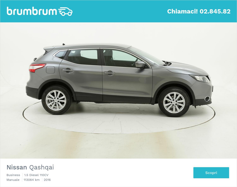Nissan Qashqai usata del 2016 con 113.177 km   brumbrum