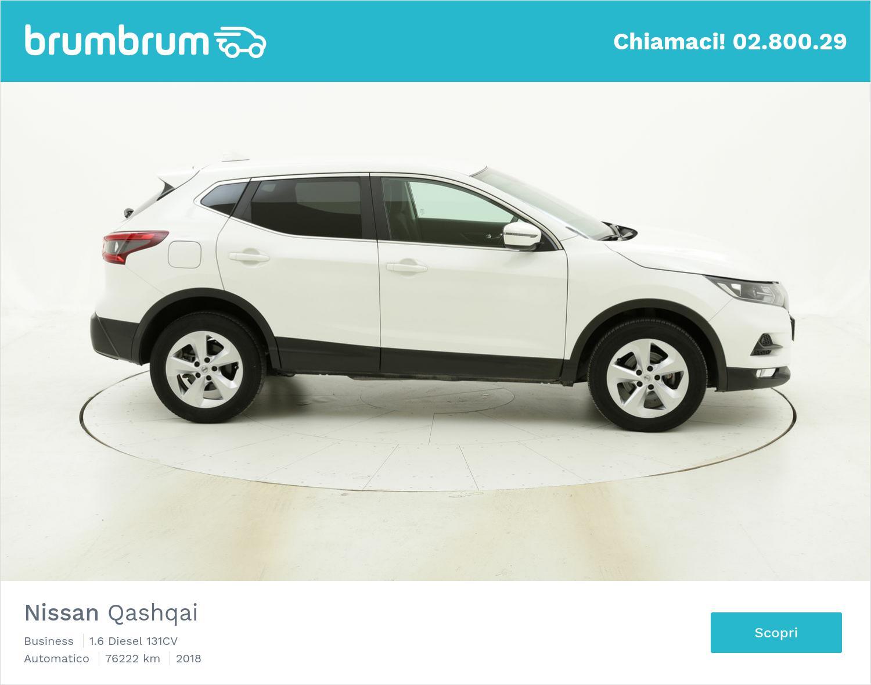 Nissan Qashqai Business usata del 2018 con 76.600 km | brumbrum