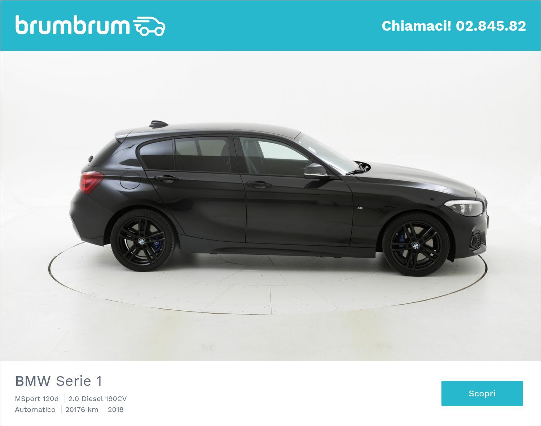 BMW Serie 1 usata del 2018 con 20.345 km | brumbrum