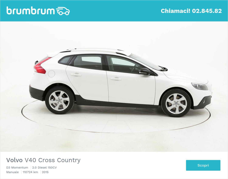 Volvo V40 Cross Country usata del 2015 con 110.784 km | brumbrum