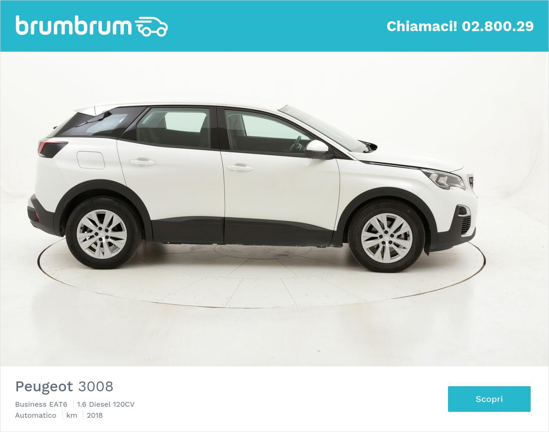 Peugeot 3008 Business EAT6 usata del 2018 con 135.647 km | brumbrum