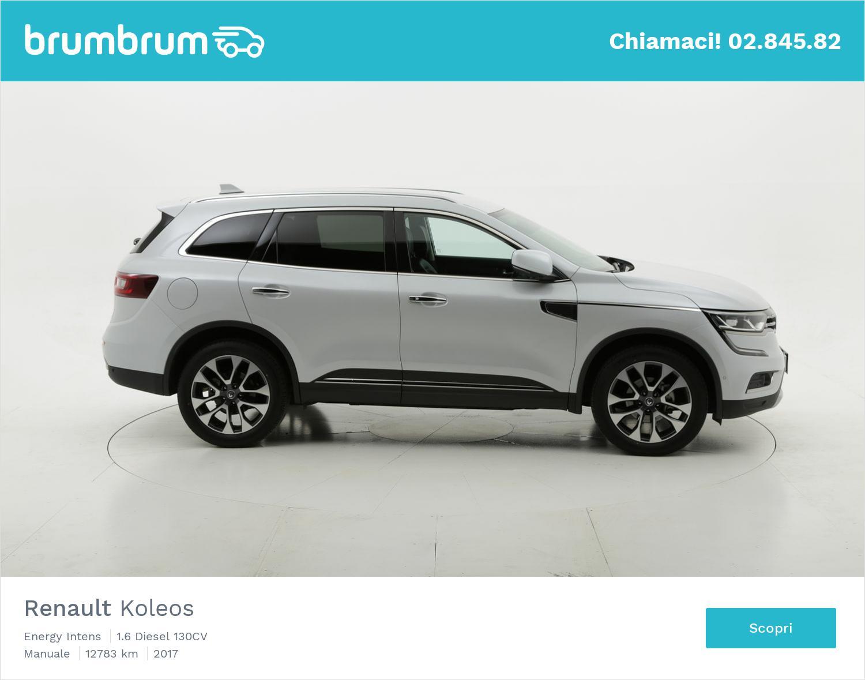 Renault Koleos usata del 2017 con 12.812 km | brumbrum