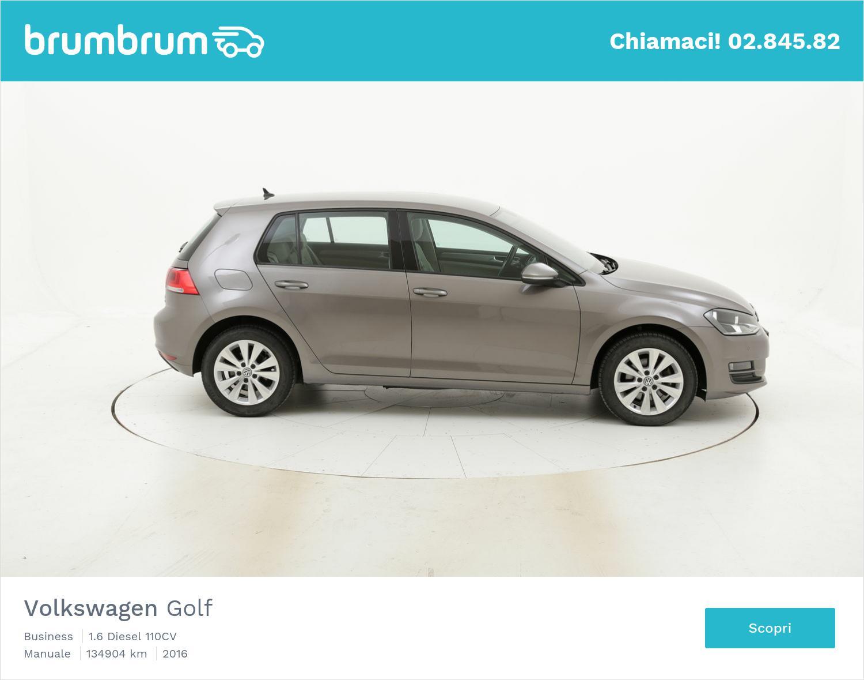 Volkswagen Golf usata del 2016 con 135.421 km | brumbrum