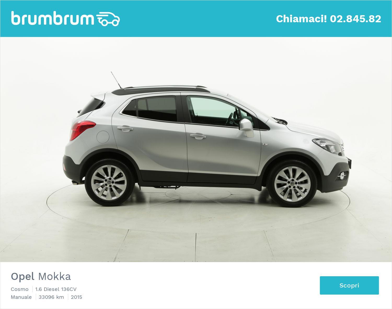 Opel Mokka usata del 2015 con 33.191 km | brumbrum
