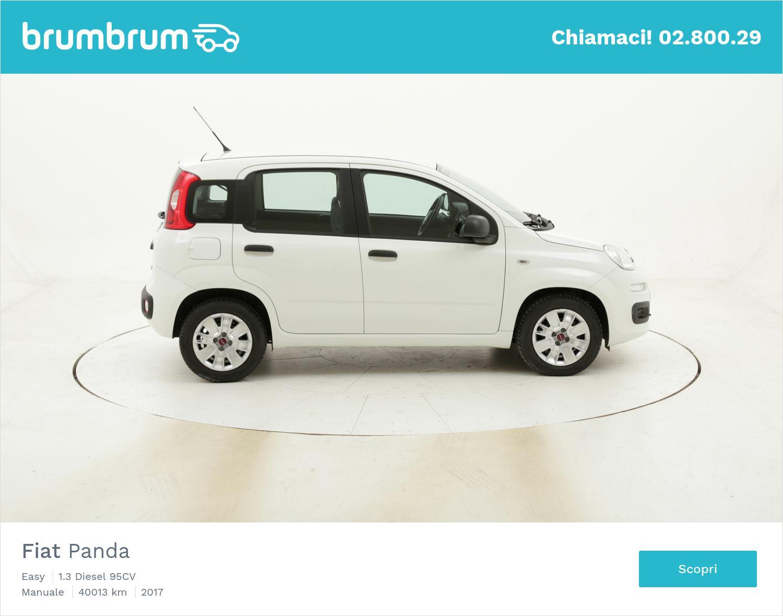 Fiat Panda Easy usata del 2017 con 40.507 km   brumbrum