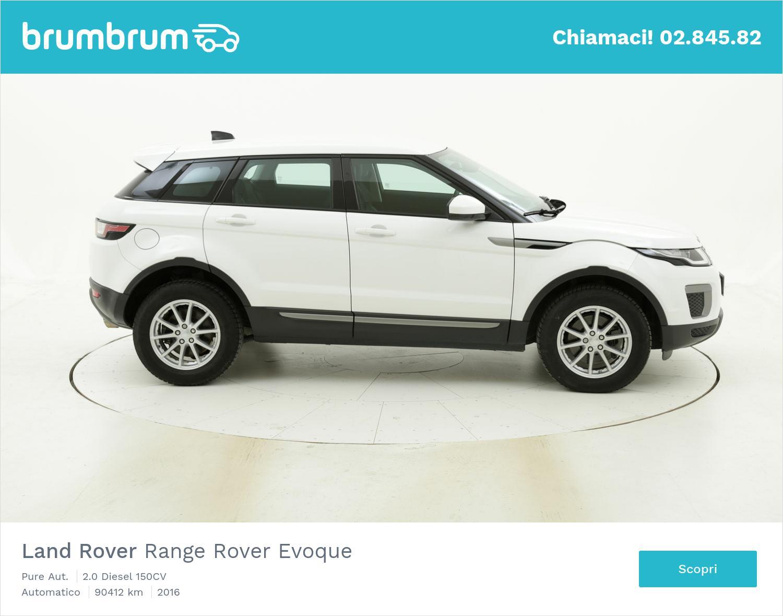 Land Rover Range Rover Evoque usata del 2016 con 91.053 km | brumbrum
