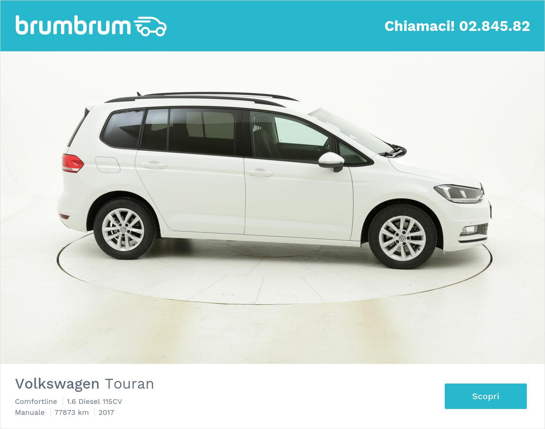 Volkswagen Touran usata del 2017 con 78.181 km | brumbrum