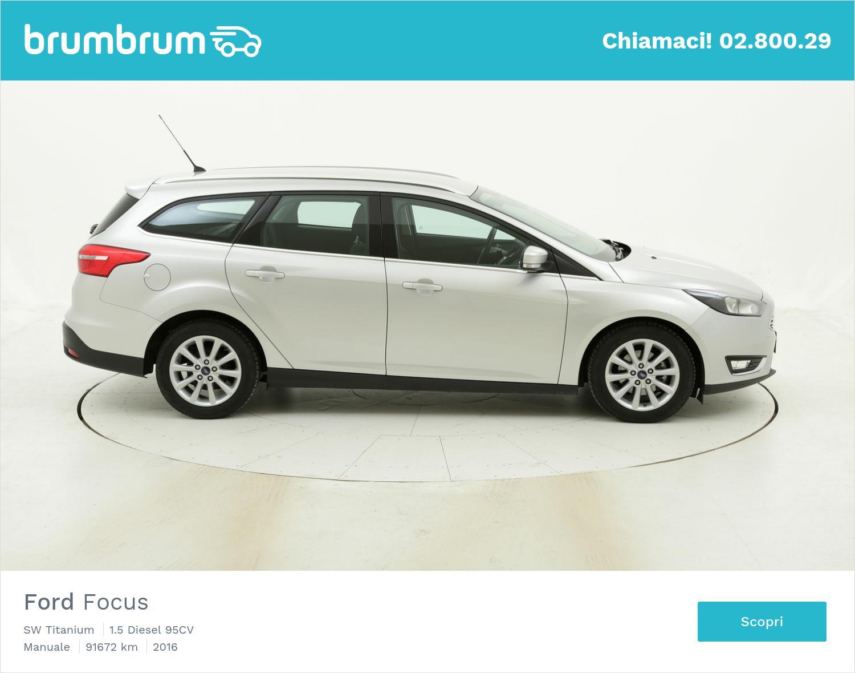 Ford Focus usata del 2016 con 92.083 km | brumbrum