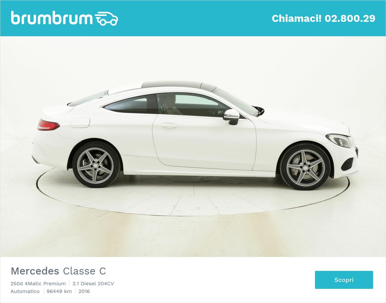 Mercedes Classe C usata del 2016 con 97.033 km | brumbrum
