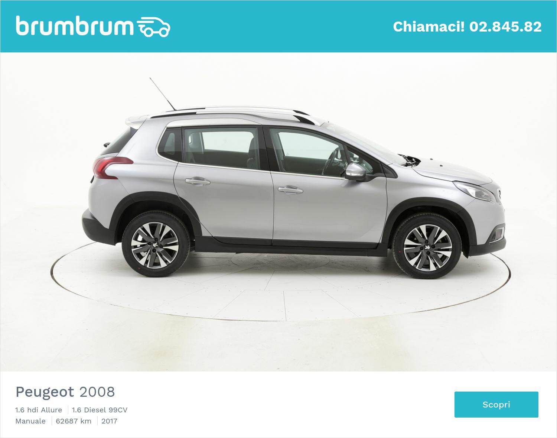 Peugeot 2008 usata del 2017 con 62.712 km | brumbrum