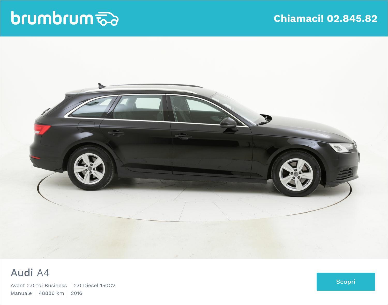 Audi A4 usata del 2016 con 49.468 km | brumbrum