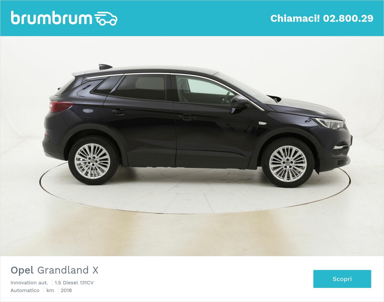 Opel Grandland X Innovation aut. usata del 2018 con 105.421 km | brumbrum