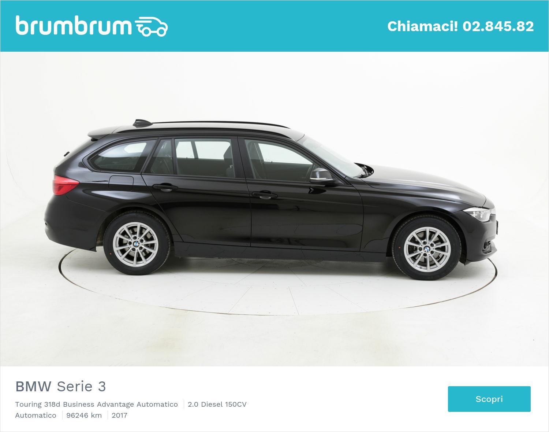 BMW Serie 3 usata del 2017 con 96.603 km | brumbrum