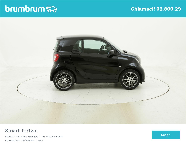 Smart Fortwo usata del 2017 con 57.955 km | brumbrum