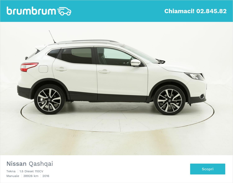 Nissan Qashqai usata del 2016 con 38.968 km   brumbrum