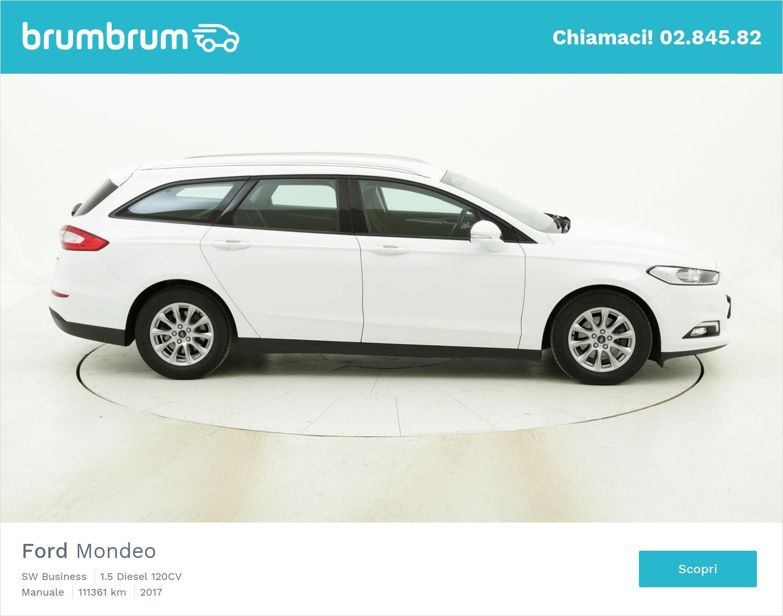 Ford Mondeo usata del 2017 con 111.906 km | brumbrum