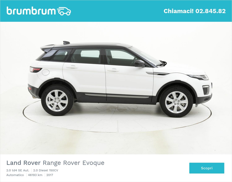 Land Rover Range Rover Evoque usata del 2017 con 46.798 km | brumbrum