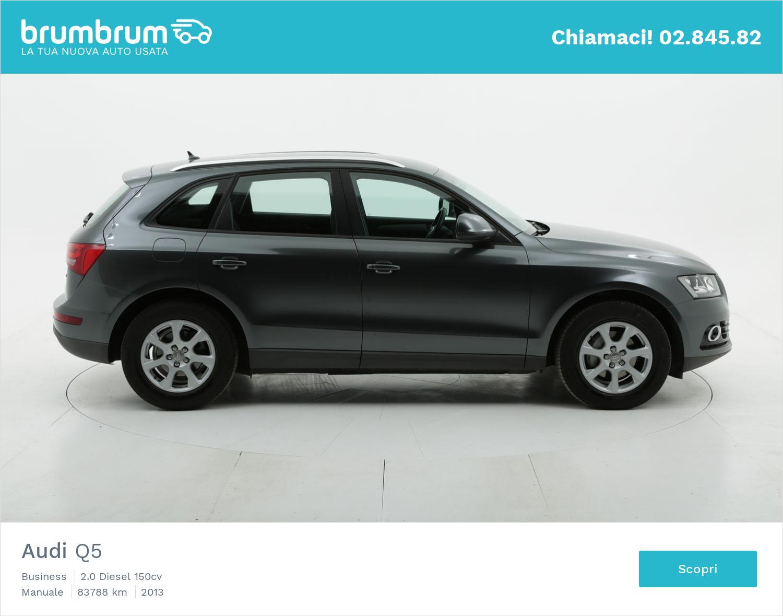Audi Q5 usata del 2013 con 84.375 km | brumbrum