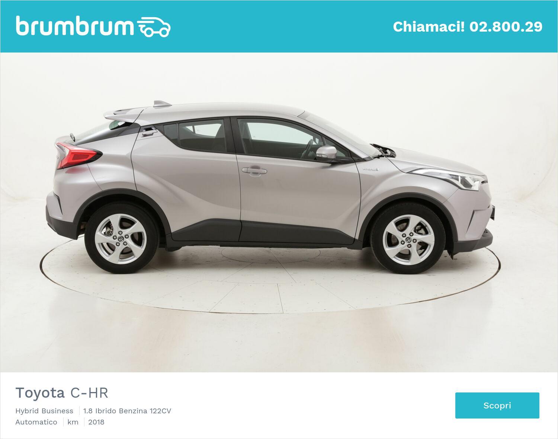 Toyota C-HR Hybrid Business usata del 2018 con 38.537 km | brumbrum